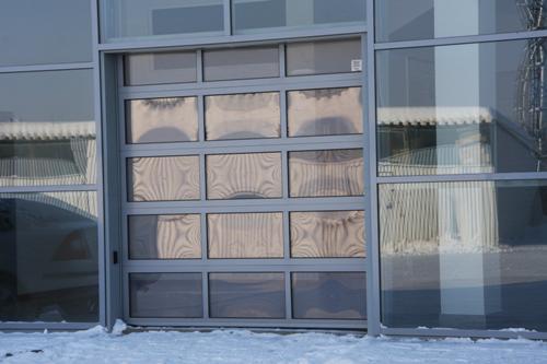 панорманые ворота